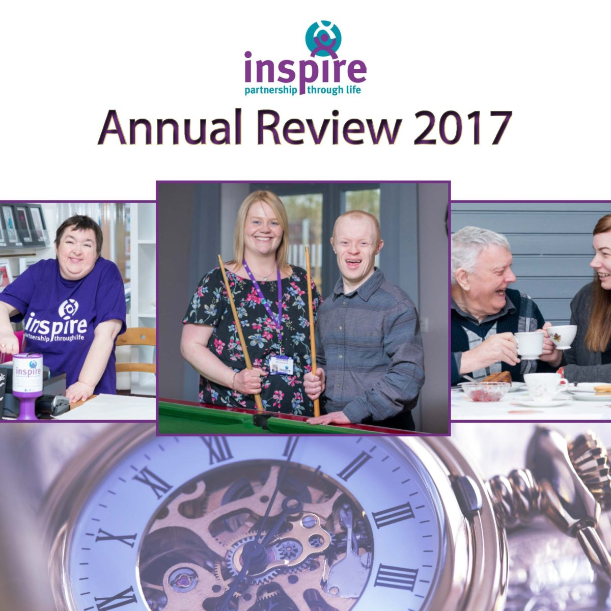 Annual Review 2017 front cover