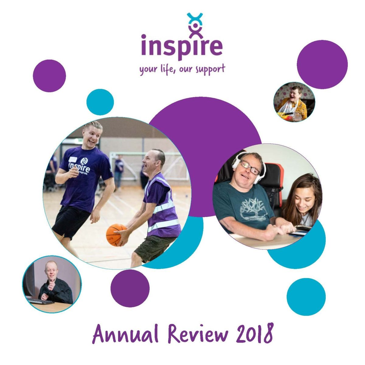 Annual Review 2018 front cover