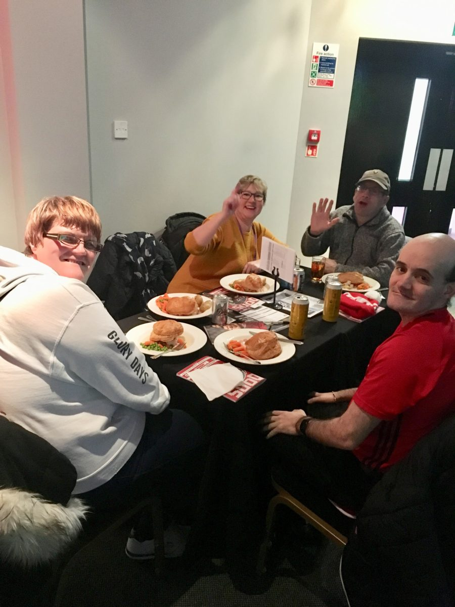 Aberdeen Footbal Club Trip