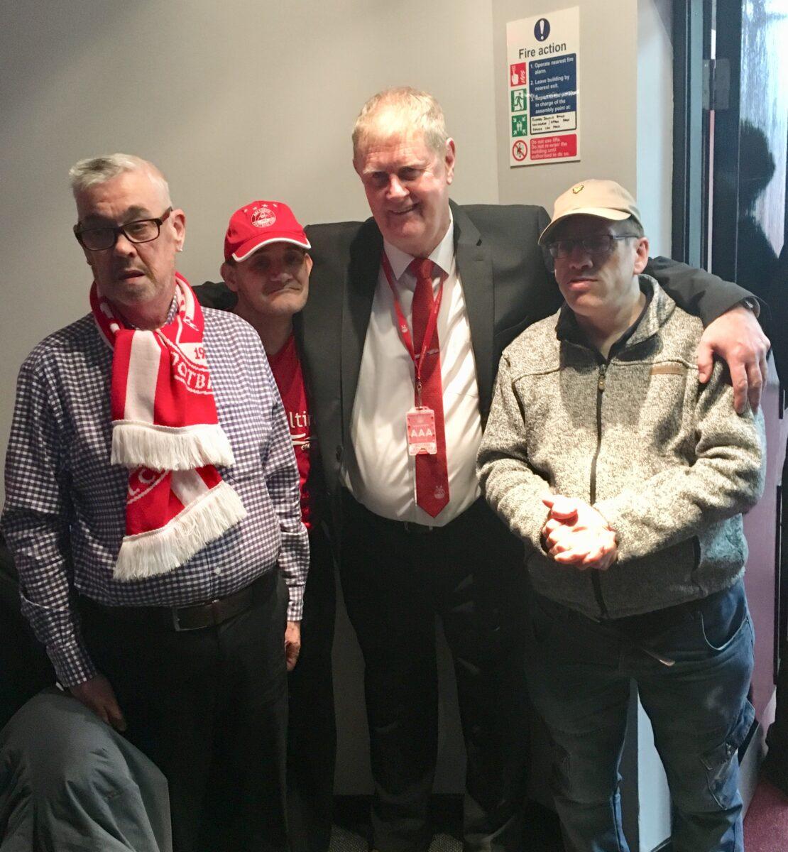 Aberdeen FC Trip