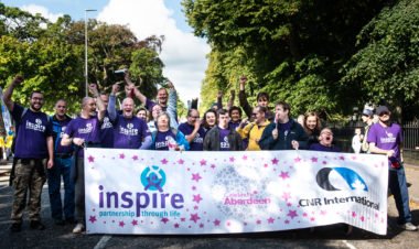 Inspire Celebrate Aberdeen Parade 1