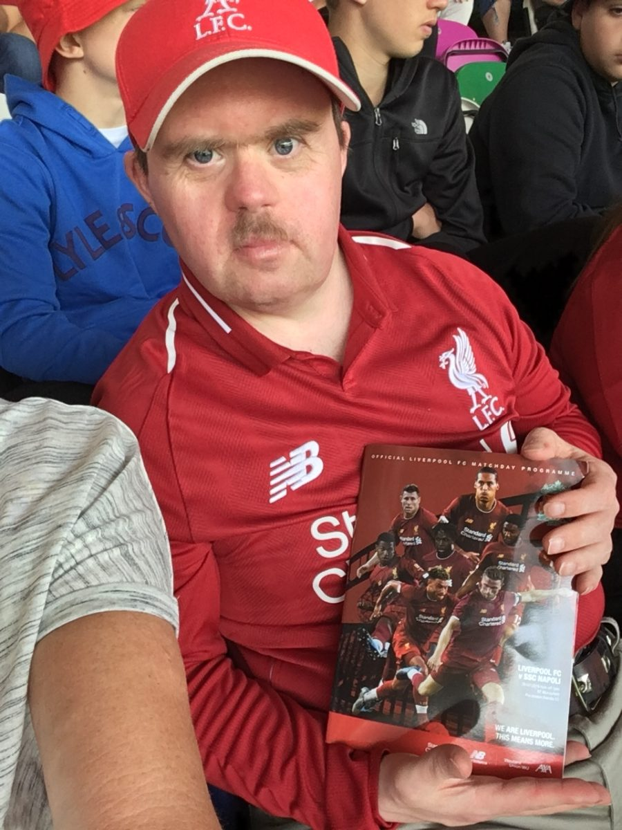 Liverpool game